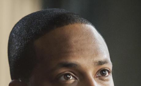 Marcus Miller Close-up - Scandal Season 4 Episode 19