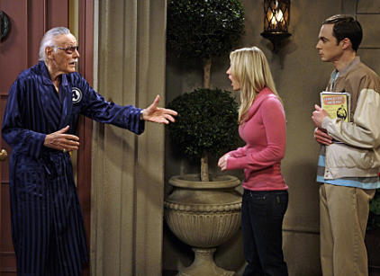 Watch The Big Bang Theory Season 3 Episode 16 Online