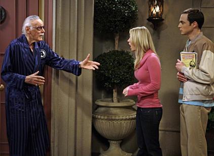 Watch The Big Bang Theory Season 3 Episode 16 Online