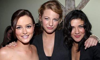 A Blake, Leighton and Jessica Szohr Sighting!
