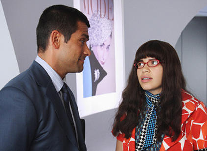 Watch Ugly Betty Season 3 Episode 3 Online
