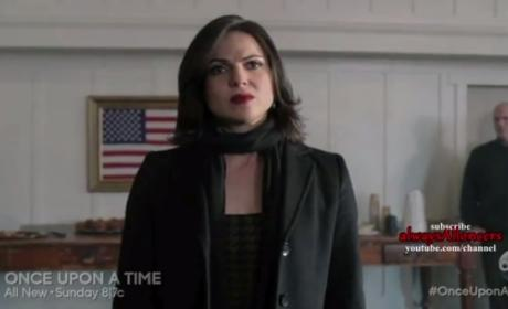 Once Upon a Time Sneak Peek: Return of The Evil Queen