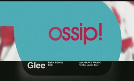 """Glee Promo: """"Rumours"""""""