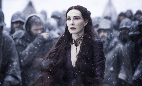 Melisandre is Patient - Game of Thrones Season 5 Episode 9
