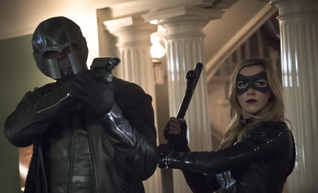 Interesting - Arrow Season 4 Episode 10