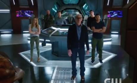 Legends of Tomorrow Promo: First Look at Stargirl!!