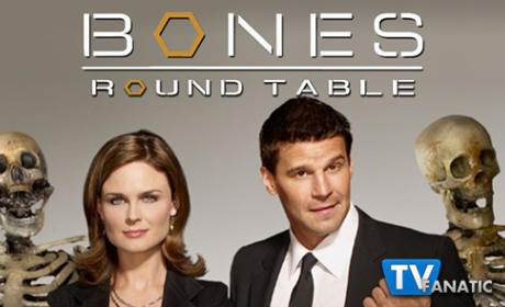 Bones Round Table: A Sweets Goodbye