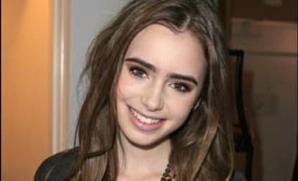 Lily Collins to Guest Star on 90210