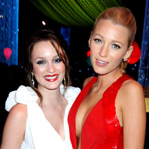 Leighton and Blake at the Emmys