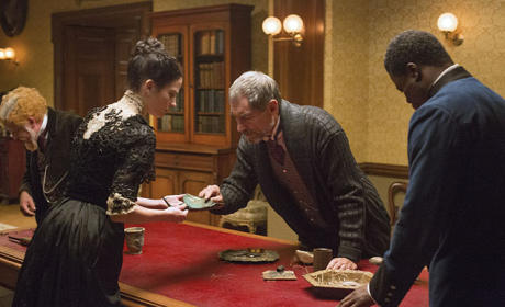 Going Over the Artifacts - Penny Dreadful Season 2 Episode 2
