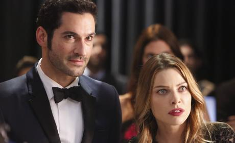 Lucifer and Rosewood Get Second Season Orders at Fox!