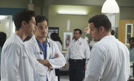 Hard Lessons - Grey's Anatomy Season 12 Episode 3