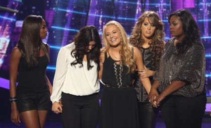 American Idol Results: The Fantastic Four