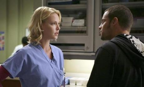 Drs. Karev and Stevens