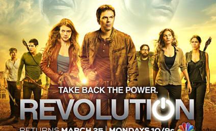 Revolution Return Poster: Taking Back the Power