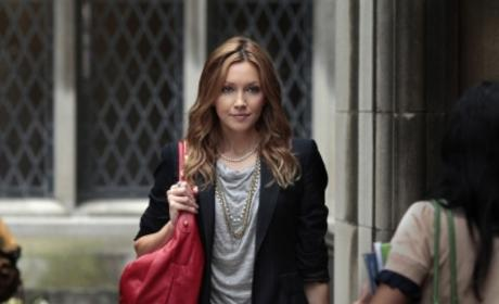 How Long Will Juliet Stay on Gossip Girl?