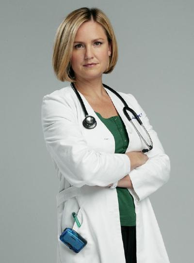 Sherry Stringfield on ER