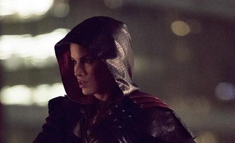 On Guard - Arrow Season 3 Episode 21