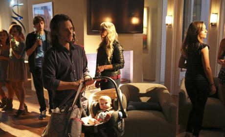 Avery Visits Juliette - Nashville Season 4 Episode 2