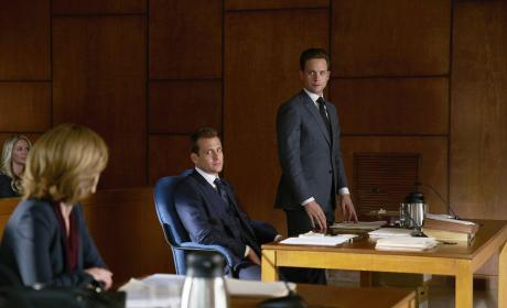 War of Words - Suits Season 5 Episode 15