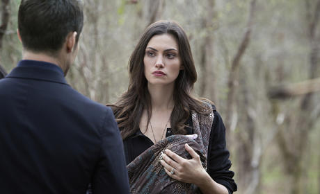Hayley with Hope - The Originals