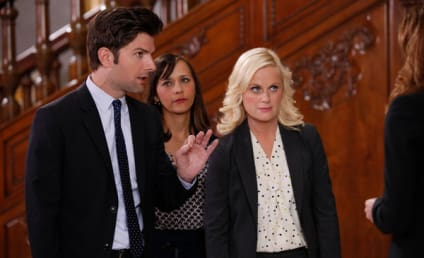 Parks and Recreation Review: It's a Trap!