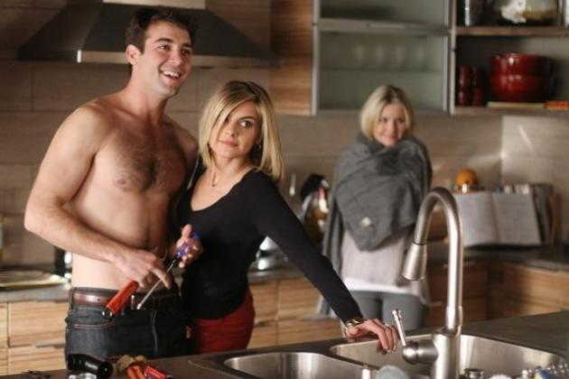 James Wolk on Happy Endings