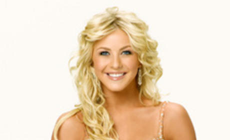 Julianne Hough's Dancing With the Stars Wish List