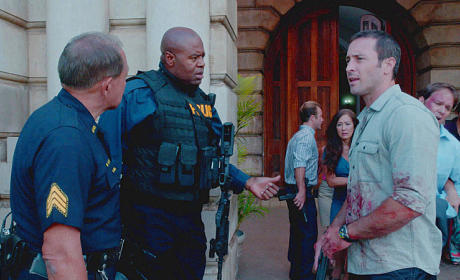 Hawaii Five-0 Review: The Brothers McGarrett?