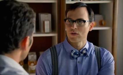 Royal Pains Clip: What's Wrong With Cheyenne Jackson?