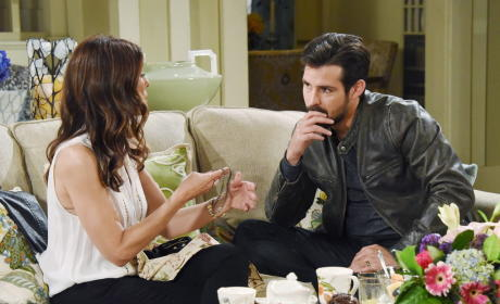 Shawn Douglas Returns - Days of Our Lives