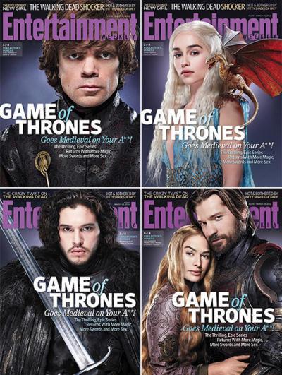 EW Covers