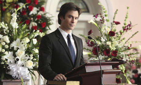 The Eulogy - The Vampire Diaries Season 6 Episode 15