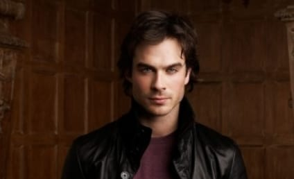 Ian Somerhalder Makes Plans for The Vampire Diaries to Go Green