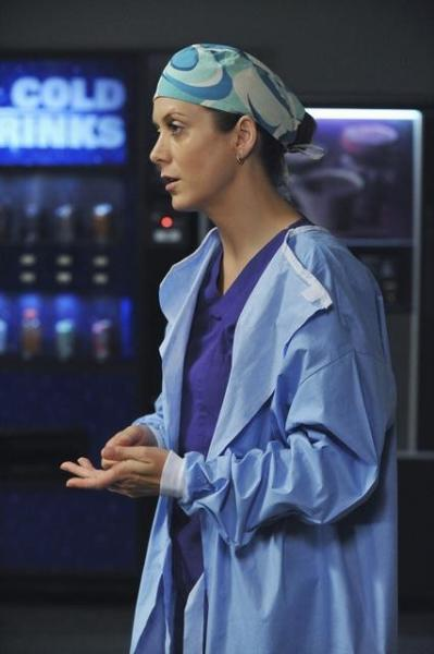 Addison Montgomery Working