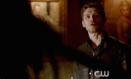 Worried Klaus - The Originals