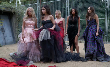 Please Free Us - Pretty Little Liars Season 6 Episode 1