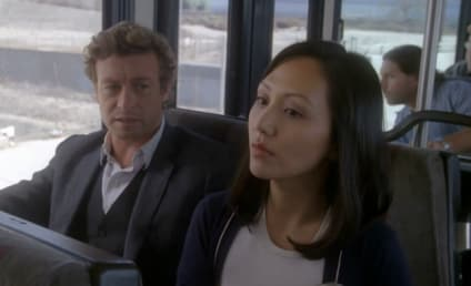 """The Mentalist Review: """"Bloodhounds"""""""