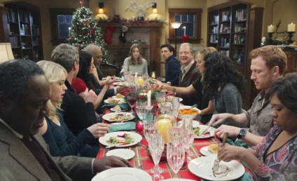 "Grey's Anatomy Round Table: ""Holidaze"""