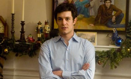 Adam Brody to Romance Kristen Bell on House of Lies