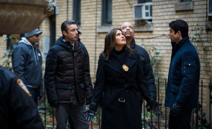 Law & Order: SVU Season 17 Episode 13 Review: Forty-One Witnesses