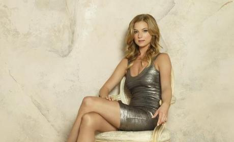 Emily VanCamp as Emily Thorne - Revenge