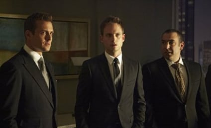Suits Review: Time Machine