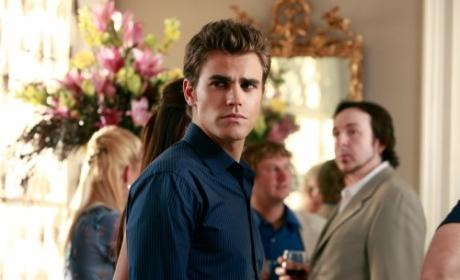 "Paul Wesley Prepares for ""Constant Battle"" Between Stefan and Damon"