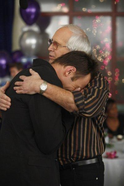 Pierce Comforts Jeff