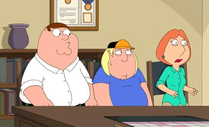 Watch Family Guy Online: Season 14 Episode 13