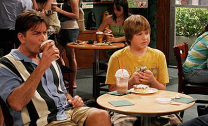Two and a Half Men Recap: Taterhead is Our Love Child