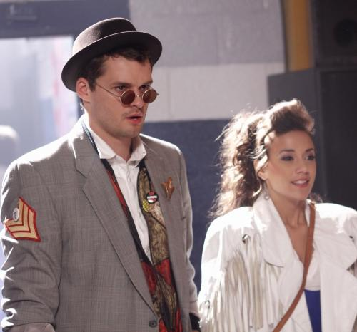 Julian and Alex