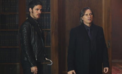 Once Upon a Time Q&A: Colin O'Donoghue on Hook's Heart, Past With New Villains