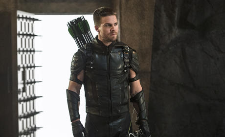 Oliver Arrow Season 4 Episode 5